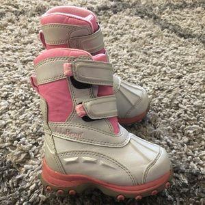 L. L. Bean Girl Snow Boots